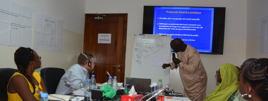 Senegal: Emergency Operations Center Becomes a Model in West Africa