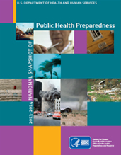 The National Snapshot of Public Health Preparedness cover
