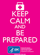 Keep Calm Pink thumbnail