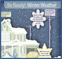 Be Ready: Winter Weather