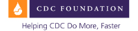 CDC Foundation Logo