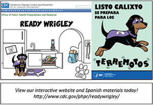 Spanish Ready Wrigley Coloring Book Covers