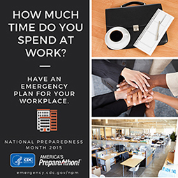 Have an Emergency Plan for Your Workplace