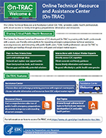 On TRAC Fact Sheet