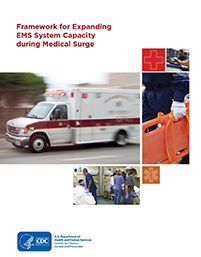 Framework for Expanding EMS System Capacity During Medical Surge