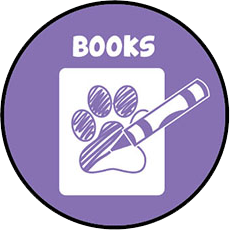 Ready Wrigley books icon.