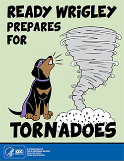 Ready Wrigley Prepares for Tornadoes