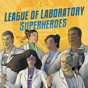 League of Laboratory Superheroes