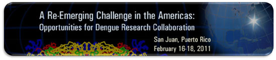 San Juan Puerto Rico Dengue Collaboration logo