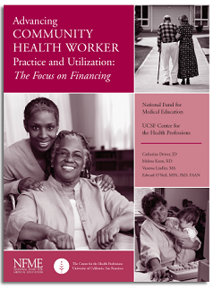 Advancing Community Health Worker Practice and Utilization cover.