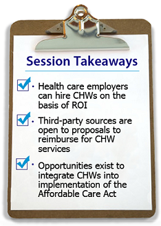 Session Takeaways