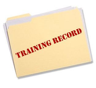 Training Record