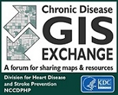 Chronic Disease GIS Exchange Button