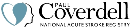 Paul Coverdell National Acute Stroke Registry logo