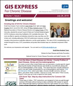GIS Express Volume 1, Issue 2