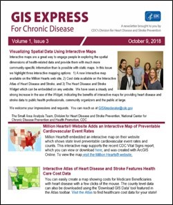 GIS Express, Volume 1, Issue 3