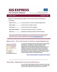 GIS Express, Vol.ume 3, Issue 4