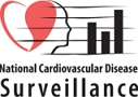 National Cardiovascular Disease Surveillance logo.