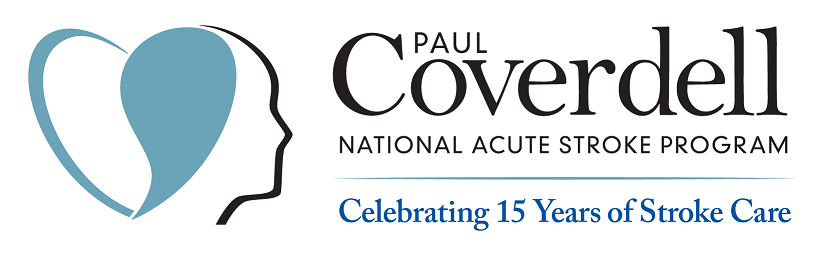 Paul Coverdell National Acute Stroke Program celebrating 15 years of stroke care.