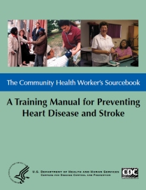 The Community Health Worker's Sourcebook cover.