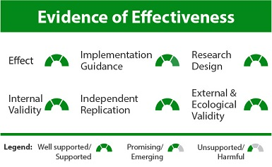 Clinical Decision Support Evidence of Effectiveness