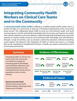 Community Health Workers cover
