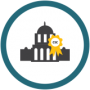 State standards icon.