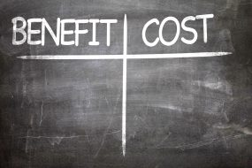 Benefit x Cost