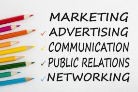 Marketing methods of communicating concepts