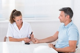listas de pruebas de diabetes