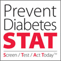 Image thumbnail of Prevent Diabetes STAT - Screen - Test - Act - Today