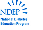 Image of the NDEP logo