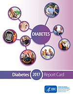 Diabetes 2017 Report Card cover