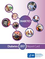 Diabetes 2017 Report Card cover