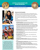 Living a Balanced Life with Diabetes: Tips for American Indian/Alaska Native Teens