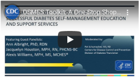 video thumbnail for DSMES toolkit: Your one stop shop