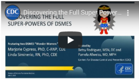 video thumbnail for discover the power of DSMES