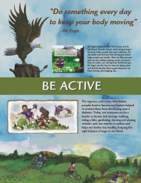 image of be active