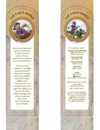 Image of Eagle Books CDC bookmark