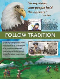 image of follow tradition