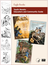 image of youth novels educators guide