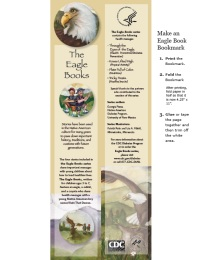 Eagle Books Your Own Bookmark