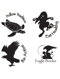 Eagle Books Stamps