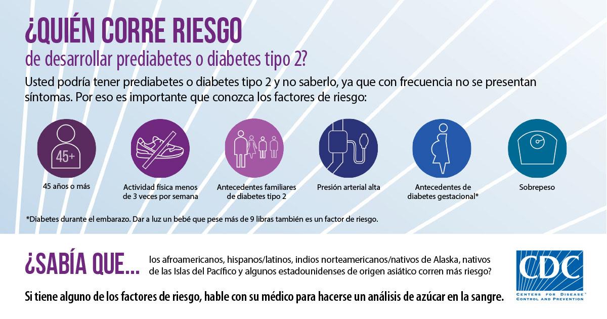 Diabetes tipo 2 en espanol