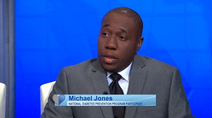 Michael Jones, NDPP participant