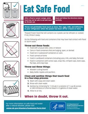 Eat Safe Food Fact Sheet