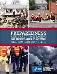 Preparedness and Safety Messaging for Hurricanes cover page