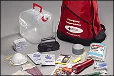 Supplies for Hurricane Preparedness