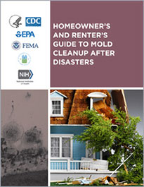 Homeowner's and Renter's Guide to Mold Cleanup After Disasters.
