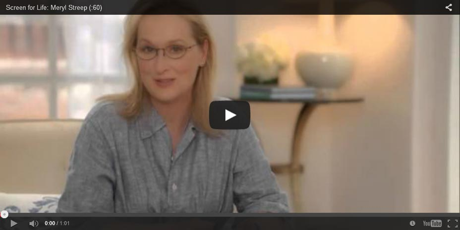 Meryl Streep screenshot